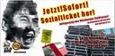 Jetzt! Sofort! Sozialticket her! – Belagerung des Nürnberger Rathauses
