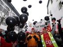 Foto vom Marsch nach Liestal (11.3.10) - 11