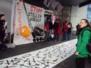 Fotos von der Aktion an der GV (29.3.10) - 05