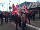 Fotos von Streik und Blockade in Hünigen (31.5.10) 11