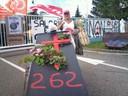Fotos von Streik und Blockade in Hünigen (31.5.10) 12
