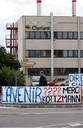 Fotos von Streik und Blockade in Hünigen (31.5.10) 9