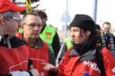 Fotos vom Streik in Hüningen ab 25.2.10 - 3