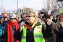 Fotos vom Streik in Hüningen ab 25.2.10 - 4