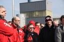 Fotos vom Streik in Hüningen ab 25.2.10 - 6