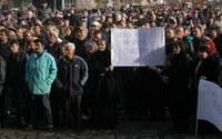 Arbeitersolidarität von den Officine Bellinzona zu den kämpfenden Belegschaften in Serbien