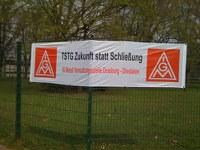 TSTG: Betriebsrat schweigt und unterbindet Diskussionen